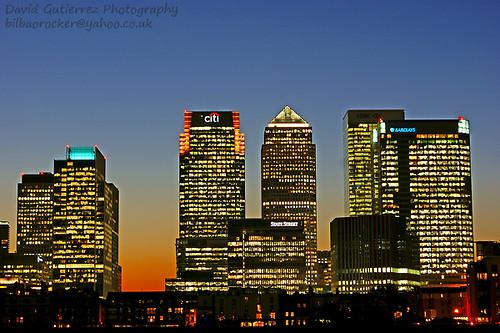 London Skyline by david gutierrez [ www.davidgutierrez.co.uk ]
