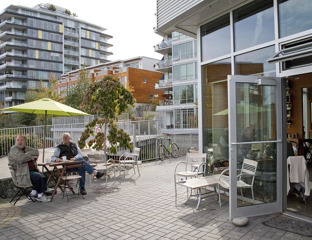 Dockside Green, LEED Platinum, Victoria, BC (courtesy of Julie Campoli)