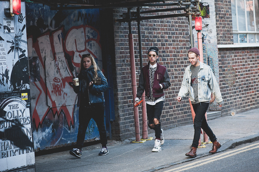 London BrickLane