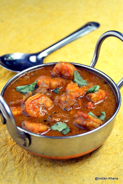 This Prawn Curry Is To Die For So Flavorful Spicy And Delicious Perfect With Steamed Rice It S The Recipe To Make Your Weekend Special
