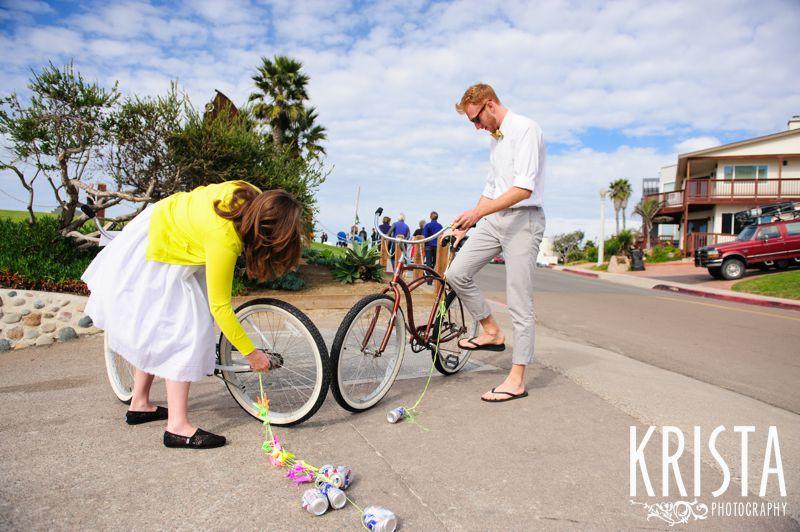 Surprise San Diego Wedding