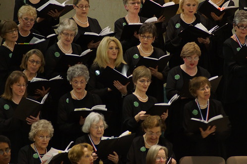 Chorus North Shore women 2 by mehjg