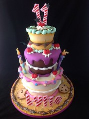 Ultimate Whimsical Cake