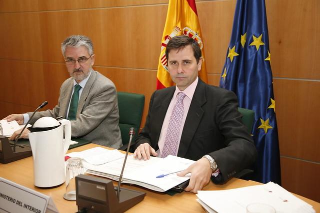 El subsecretario del ministerio del interior ha presidido Gobierno de espana ministerio del interior