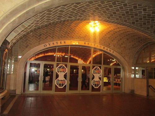Oyster Bar & Restaurant, Grand Central Station, NYC. Nueva York