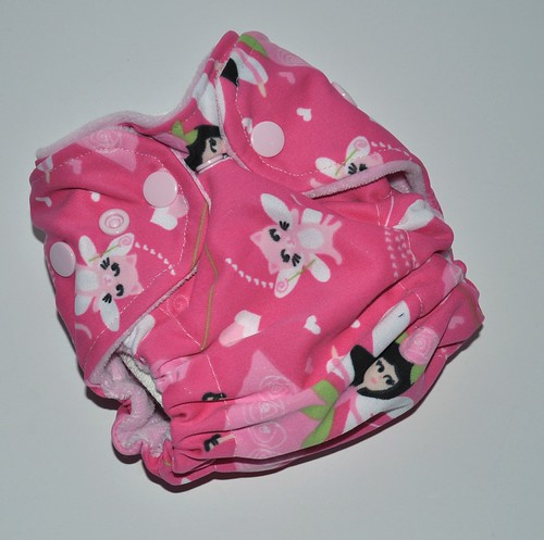 Bumstoppers Newborn Fairy Catmother Ai2 **New Style**