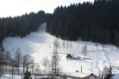 Horní Vltavice - menší, ale komplexní středisko