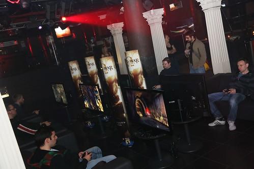 God of War: Ascension Presse-Event