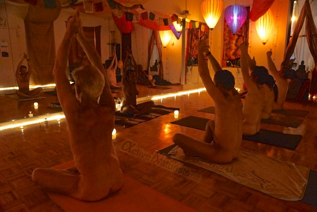 naturist 0001 Zensuality Yoga, New York, NY, USA