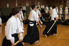 weapon combat sports, aikido, kenjutsu, iaidå, jådå, individual sports, contact sport, sports, combat sport, martial arts, japanese martial arts,