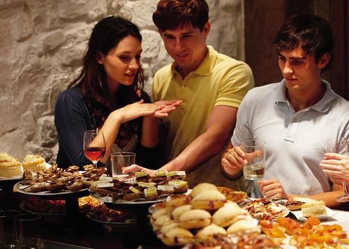 Gastronomía Pintxos Euskadi Basque Country