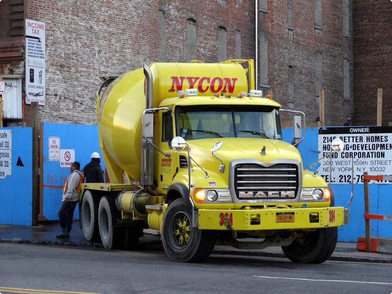 New York trucks