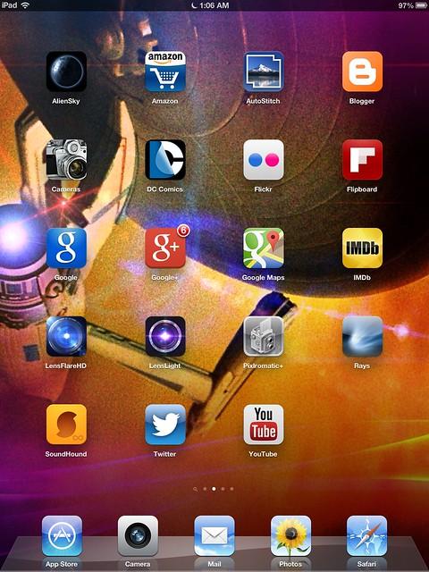 Current iPad Wallpaper P
