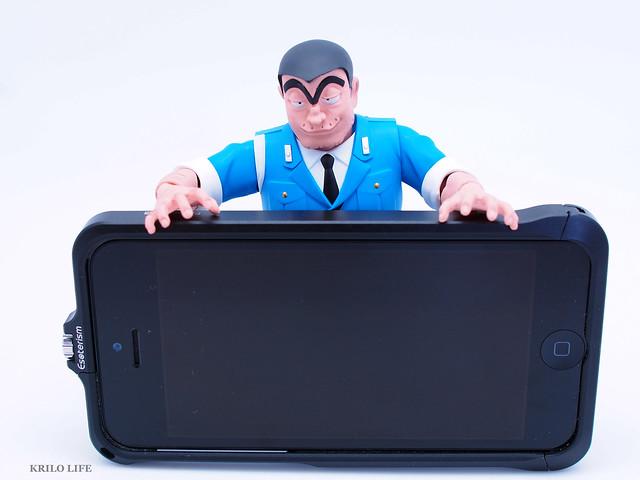 兩津勘吉的推薦:iPhone 5