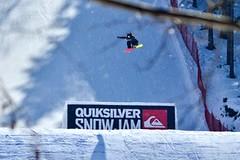 Quiksilver Snowjam 2013 má své vítěze