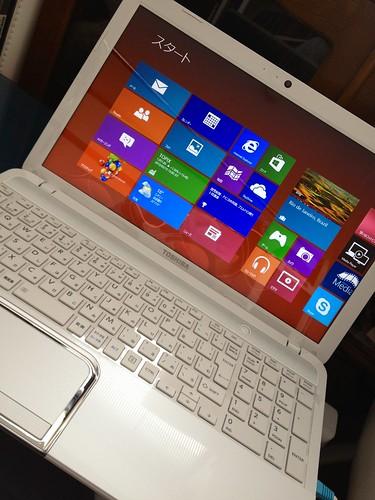windows8 note pc