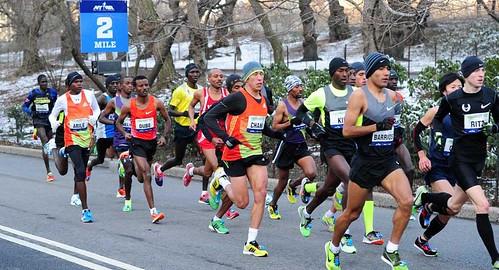 Medio Maratón de Nueva York 2013