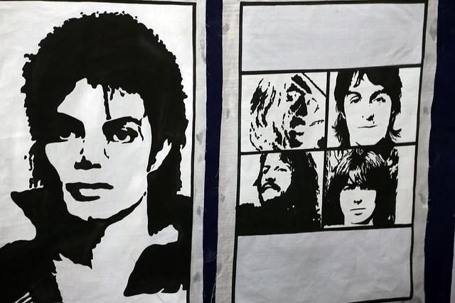 Michael Jackson. The Beatles. Varkala Beach.
