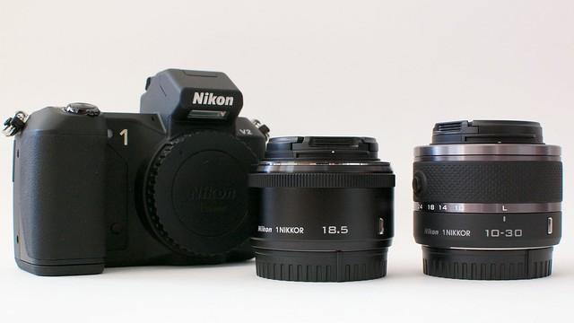 Nikon 1 V2キット