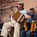 Cajun August Broussard and Friends with 5-year-old Jacob Ritter, Liberty Theater, March 16, 2013