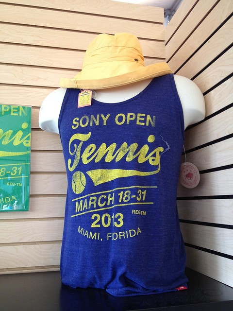 Sony Ericsson Tennis Miami 2013 Tank Top