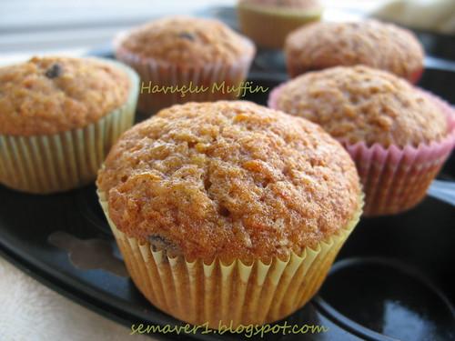 havuclu muffin