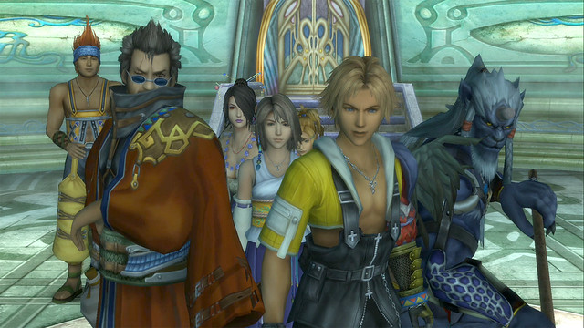 Final Fantasy X and X-2 HD Remaster on PS3 and PS Vita