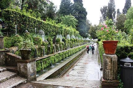 Tivoli Gardens Italy Flickr Photo Sharing