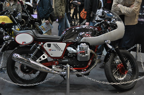 Moto Guzzi V7 Racer Record Limited Edition