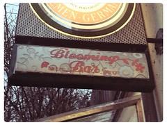 22.03.2013 Blooming Bar, Göttingen