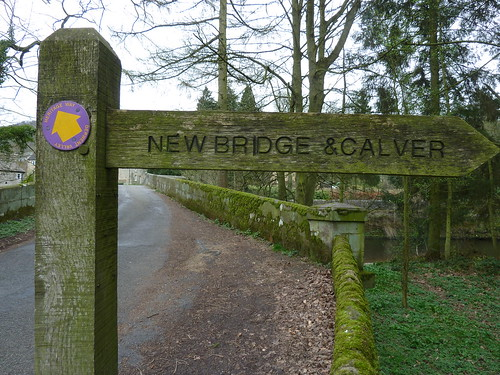 The Calver/Froggatt Bridge walk ... with Benjamin