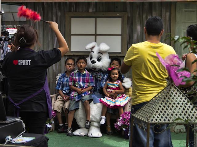 Stonewood Easter bunny