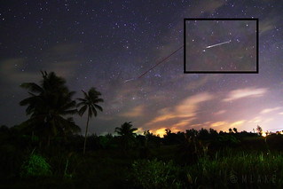 Meteor captured
