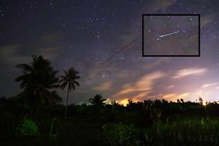 Meteor captured
