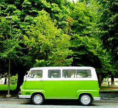 [Free Images] Transportation, Cars, Green Color ID:201303300000