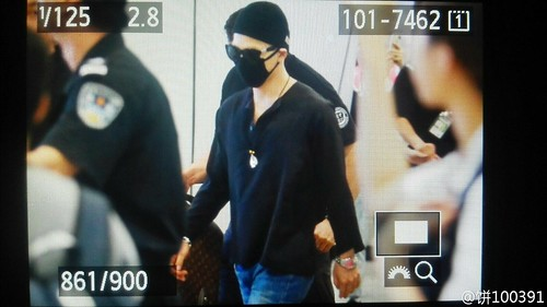 Guangzhou arrival by 饼100391 06
