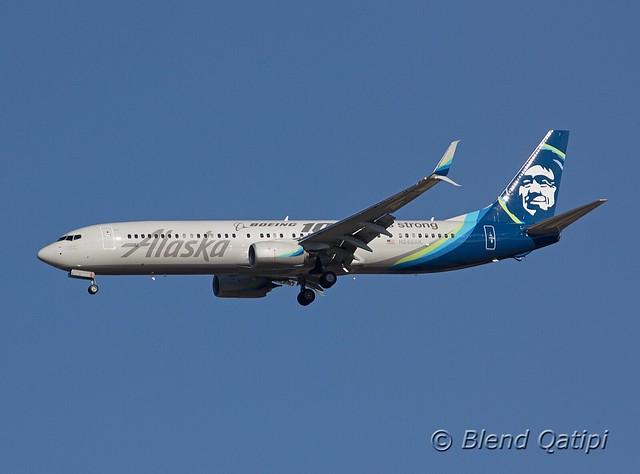 N248AK - Boeing 100 years strong