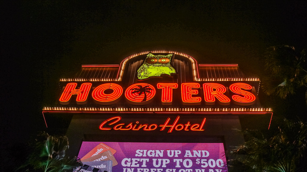 Hooters Hotel and Casino, Las Vegas.