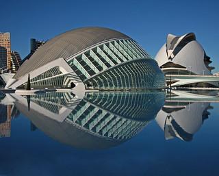 Calatravas Space-Age Buildings