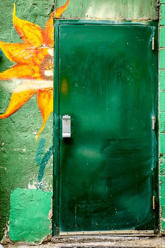 Green Door-2