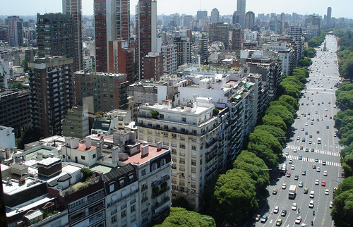 Buenos Aires (public domain, posted on Wikimedia Commons by Facumissing)