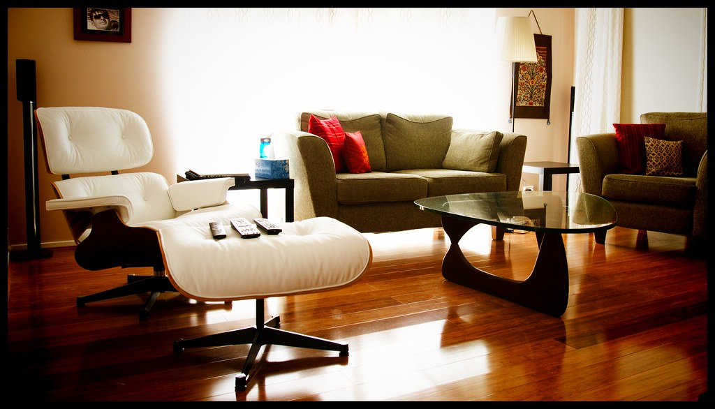 Pleasing Here Come The Classics Eames Lounge Chair The Image Is C Machost Co Dining Chair Design Ideas Machostcouk