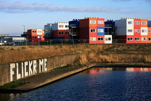 NDSM - Amsterdam by LostTraveller