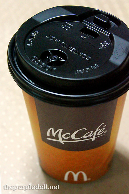 McCafe McDonalds Coffee