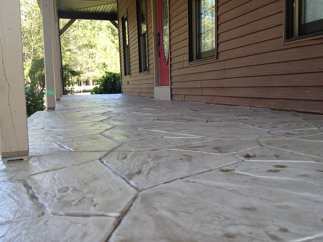 Decorative Concrete Diy