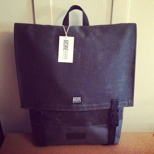 Ashbury Backpack by Archive Victor