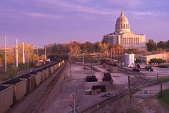 Capitol Sunset Railroad