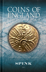 Coins of England 2013