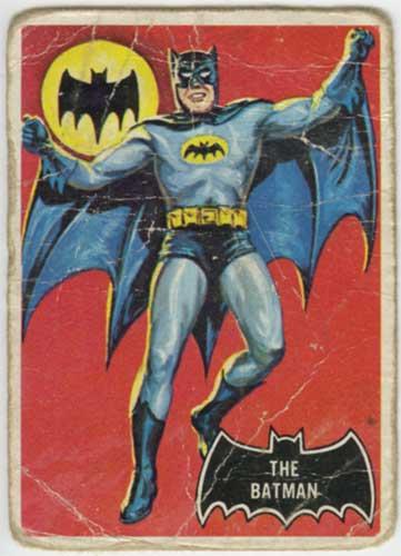 1966 Topps Batman Batman