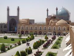 Praca Imam em Isfahan